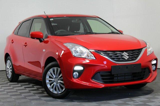 New Suzuki Baleno EW Series II GL, 2020 Suzuki Baleno EW Series II GL Fire Red 4 Speed Automatic Hatchback