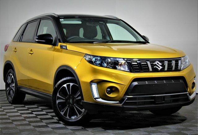 New Suzuki Vitara LY Series II Turbo 2WD, 2019 Suzuki Vitara LY Series II Turbo 2WD Solar Yellow & Cosmic Black Roof 6 Speed Sports Automatic