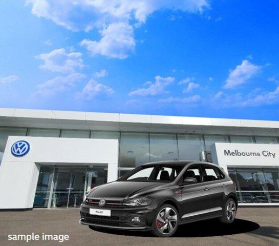 Demo Volkswagen Polo AW MY20 GTI DSG, 2020 Volkswagen Polo AW MY20 GTI DSG Black 6 Speed Sports Automatic Dual Clutch Hatchback