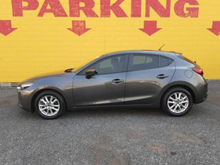 2016 Mazda 3 BM5476 Neo SKYACTIV-MT Grey 6 Speed Manual Hatchback