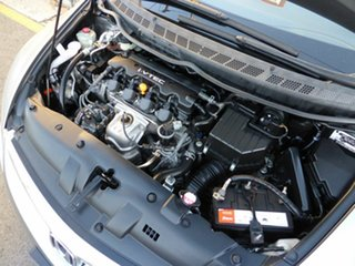 2006 Honda Civic 40 VTi Silver 5 Speed Automatic Sedan