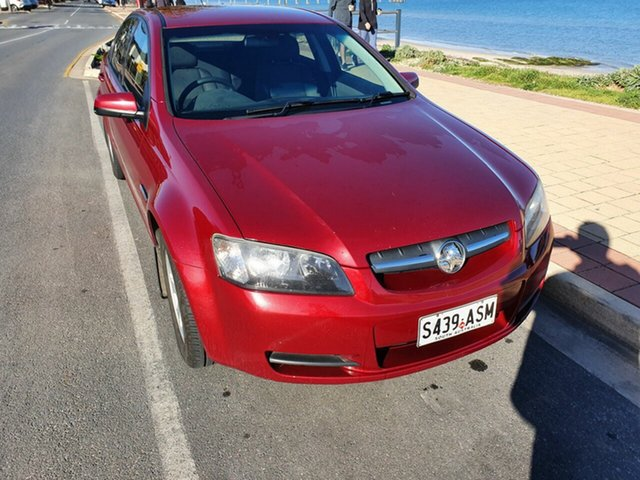 Used Holden Commodore VE MY09.5 Omega, 2009 Holden Commodore VE MY09.5 Omega Red Pearl 4 Speed Automatic Sedan