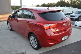 2014 Hyundai i30 GD3 Series II MY16 Active Red 6 Speed Sports Automatic Hatchback