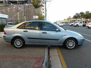 2004 Ford Focus LR LX Blue 4 Speed Automatic Sedan