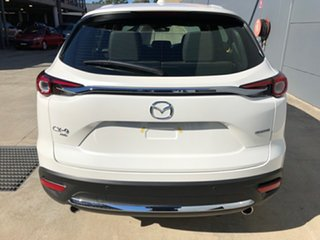 2019 Mazda CX-9 TC Azami SKYACTIV-Drive i-ACTIV AWD Snowflake White 6 Speed Sports Automatic Wagon