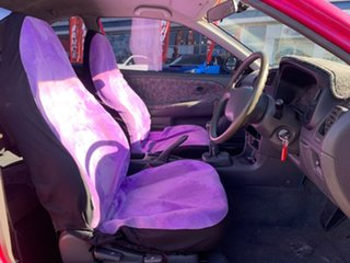 2000 Mitsubishi Lancer CE GLi Pink 5 Speed Manual Sedan