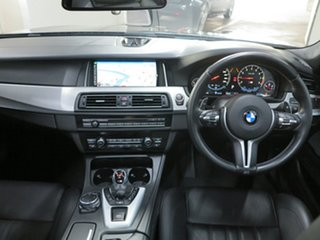 2016 BMW M5 F10 LCI M-DCT Black 7 Speed Sports Automatic Dual Clutch Sedan