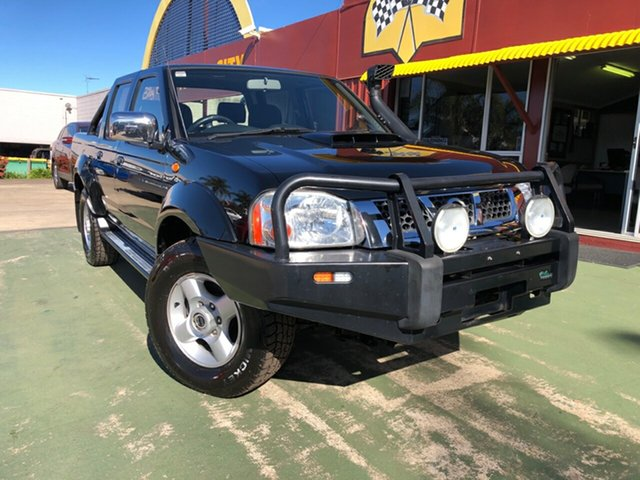 Used Nissan Navara D22 MY2008 ST-R, 2008 Nissan Navara D22 MY2008 ST-R 5 Speed Manual Utility