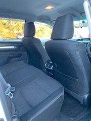 2018 Toyota Hilux SR5 White Sports Automatic Dual Cab Utility