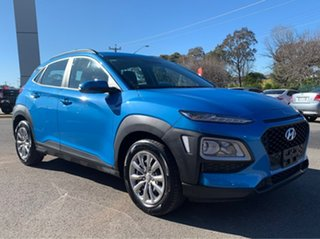 2019 Hyundai Kona Go Blue Sports Automatic Wagon.