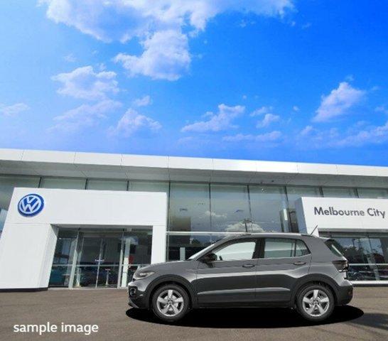 Demo Volkswagen T-Cross C1 MY20 85TSI DSG FWD Life, 2020 Volkswagen T-Cross C1 MY20 85TSI DSG FWD Life Grey 7 Speed Sports Automatic Dual Clutch Wagon