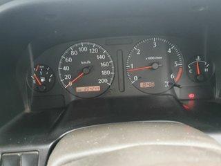 1998 Nissan Patrol GU ST Golden Sand 5 Speed Manual Wagon