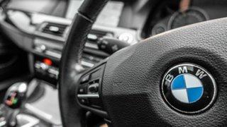 2010 BMW 5 Series F10 528i Steptronic Silver 8 Speed Sports Automatic Sedan