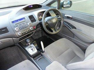 2006 Honda Civic 40 VTi Silver 5 Speed Automatic Sedan.