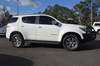 2016 Holden Trailblazer RG MY17 LTZ White 6 Speed Sports Automatic Wagon.