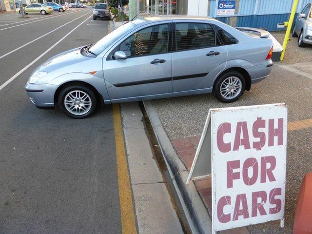 Used Ford Focus LR LX, 2004 Ford Focus LR LX Blue 4 Speed Automatic Sedan