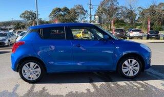 2019 Suzuki Swift AL GL Navigator Blue Constant Variable Hatchback.