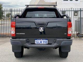 2017 Holden Colorado RG MY17 LS Pickup Crew Cab Black 6 Speed Sports Automatic Utility