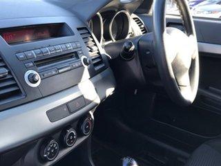 2009 Mitsubishi Lancer CJ MY09 ES Charcoal 5 Speed Manual Sedan