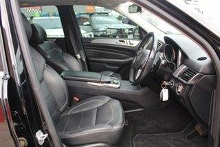 2012 Mercedes-Benz ML250 CDI BlueTEC 166 4x4 Black 7 Speed Automatic Wagon
