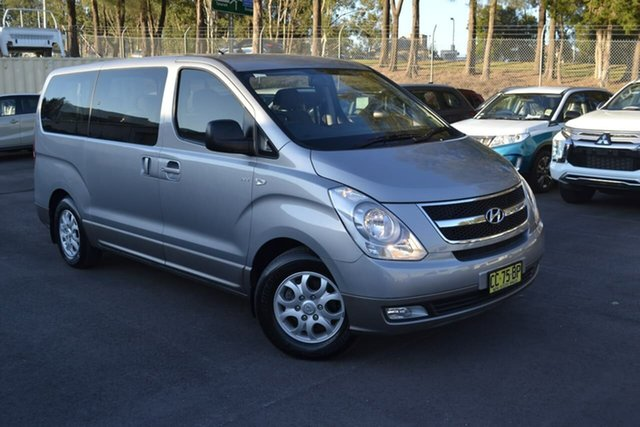 Used Hyundai iMAX TQ-W MY15 , 2014 Hyundai iMAX TQ-W MY15 Silver 4 Speed Automatic Wagon