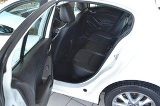 2015 Mazda 3 BM5478 Touring SKYACTIV-Drive White 6 Speed Sports Automatic Hatchback