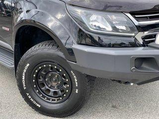 2017 Holden Colorado RG MY17 LS Pickup Crew Cab Black 6 Speed Sports Automatic Utility.