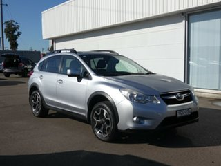 2013 Subaru XV G4X MY14 2.0i-L Lineartronic AWD Silver 6 Speed Constant Variable Wagon.