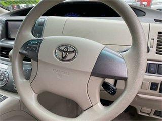 2009 Toyota Estima GSR50W Aeras Blue Automatic Wagon