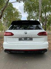 2020 Volkswagen Touareg CR MY20 190TDI Tiptronic 4MOTION Premium Pure White 8 Speed Sports Automatic