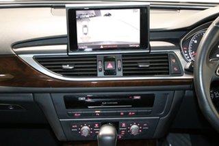 2015 Audi A6 4GL MY16 2.0 TDI S Tronic S-Line Grey 7 Speed Auto Dual Clutch Sedan