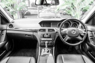2012 Mercedes-Benz C-Class W204 MY13 C200 CDI BlueEFFICIENCY Estate Avantgarde 7G-Tronic + Grey