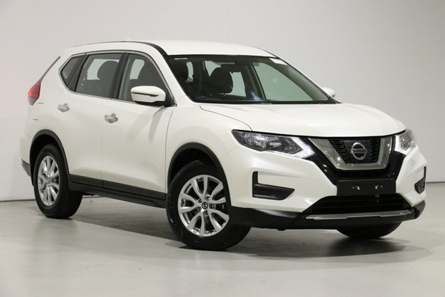 Used Nissan X-Trail T32 Series 2 ST (4WD), 2017 Nissan X-Trail T32 Series 2 ST (4WD) Ivory Pearl Continuous Variable Wagon