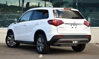 2020 Suzuki Vitara LY Series II 2WD White 6 Speed Sports Automatic Wagon