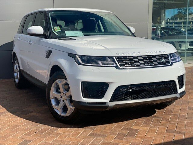 Demo Land Rover Range Rover Sport L494 20MY SE Toowoomba, 2020 Land Rover Range Rover Sport L494 20MY SE 8 Speed Sports Automatic Wagon