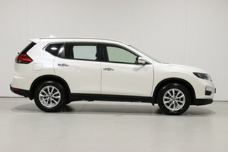 2017 Nissan X-Trail T32 Series 2 ST (4WD) Ivory Pearl Continuous Variable Wagon