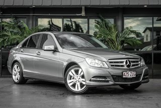 2012 Mercedes-Benz C-Class W204 MY13 C200 CDI BlueEFFICIENCY Estate Avantgarde 7G-Tronic + Grey.