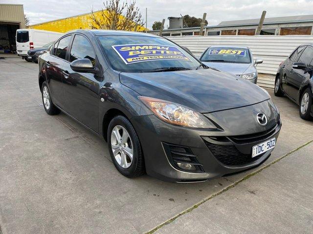 Used Mazda 3 BL10F1 MY10 Neo Activematic, 2010 Mazda 3 BL10F1 MY10 Neo Activematic Grey 5 Speed Sports Automatic Sedan