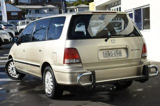 1999 Honda Odyssey 1st Gen Gold 4 Speed Automatic Wagon.