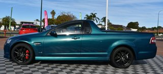 2012 Holden Ute VE II MY12 SS V Redline Blue 6 Speed Sports Automatic Utility