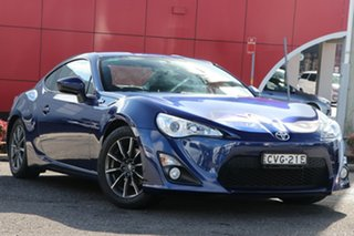 2014 Toyota 86 ZN6 GT Blue 6 Speed Manual Coupe.