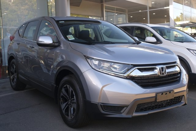 Demo Honda CR-V RW MY20 Vi FWD, 2020 Honda CR-V RW MY20 Vi FWD Lunar Silver 1 Speed Constant Variable Wagon