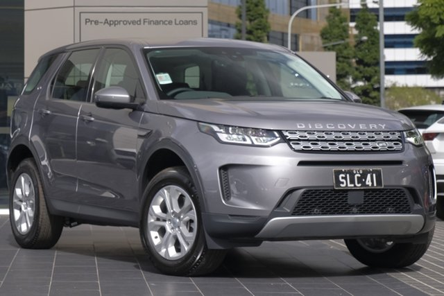 Demo Land Rover Discovery Sport L550 20MY D150 S, 2019 Land Rover Discovery Sport L550 20MY D150 S Eiger Grey 9 Speed Sports Automatic Wagon