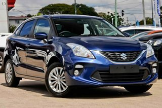 2020 Suzuki Baleno EW Series II GL Blue 4 Speed Automatic Hatchback.