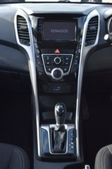 2013 Hyundai i30 GD Active Silver 6 Speed Sports Automatic Hatchback