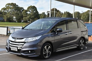 2015 Honda Odyssey RC MY15 VTi-L Grey 7 Speed Constant Variable Wagon