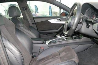 2016 Audi A4 B9 8W MY16 sport Avant S Tronic Quattro Grey 7 Speed Sports Automatic Dual Clutch Wagon