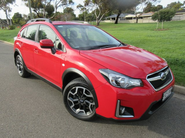 Used Subaru XV G4X MY16 2.0i Lineartronic AWD Special Edition, 2016 Subaru XV G4X MY16 2.0i Lineartronic AWD Special Edition Red/Black 6 Speed Constant Variable