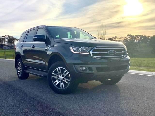 Used Ford Everest UA II 2019.00MY Trend 4WD, 2019 Ford Everest UA II 2019.00MY Trend 4WD Grey 6 Speed Sports Automatic Wagon