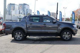 2019 Ford Ranger PX MkIII 2019.00MY Wildtrak Pick-up Double Cab Grey 10 Speed Sports Automatic